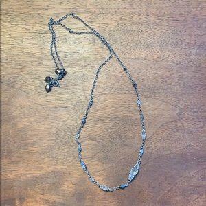 Kendra Scott Debra Choker Necklace in Hematite